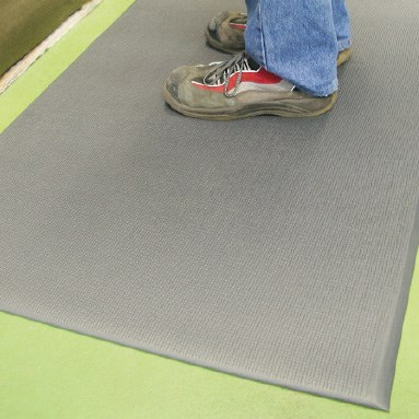 Anti-slip tape, ergonomic workplace mats