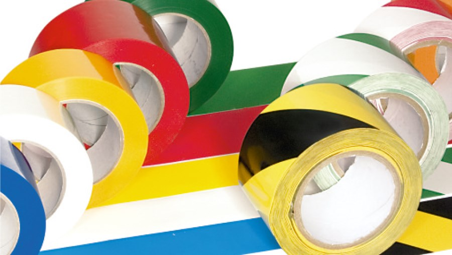 PROline tape floor marking, self-adhesive