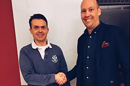 Agreement with Besqab Projektutveckling AB